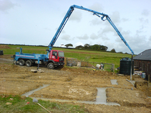 Concrete Pumping Cornwall