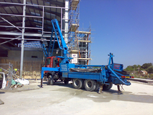 Cornwall Concrete Pumping