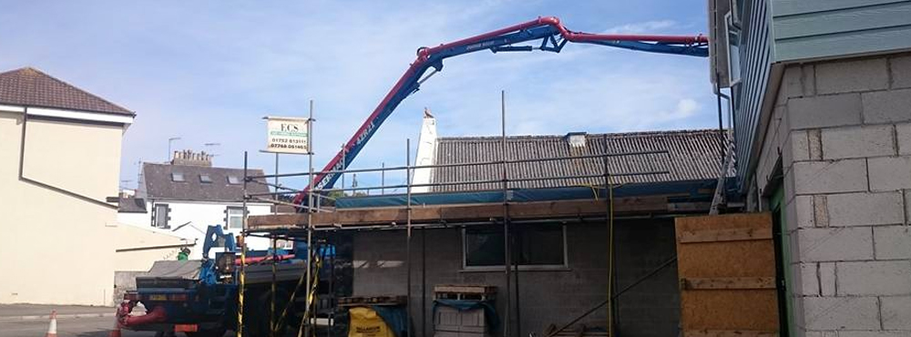 Ready Mix Concrete Cornwall